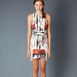 Artelier Nicole Miller Tie Dye Sleeveless Dress